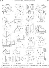 Basic engineering drawing mechanical electrical and electronics