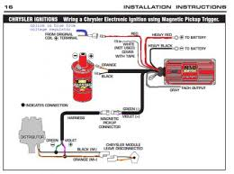 Msd Coil Wiring Diagram Plymouth MSD Tachometer Wiring Diagram