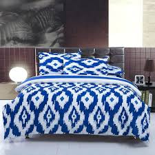 navy and white sheets new hot blue bedding sets full queen size bedspread bed linen duvet