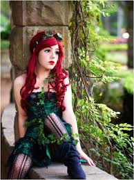 diy costumes poison ivy make your own poison ivy costume diy costume ideas