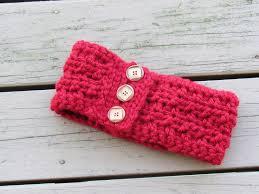 Crochet Ear Warmer Pattern Interesting 48 Crochet Ear Warmers AllFreeCrochet