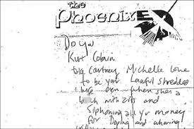kurt cobain note courtney vows 640x426