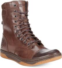 sel tatradium basket butch zip leather boots shoes 180 macy s lookastic com