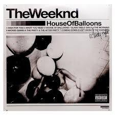 <b>HOUSE OF</b> BALLOONS LP | <b>T H E W E E K N D S H O P</b>
