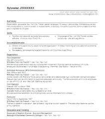 Resume 911 Dispatcher Dispatcher Job Description Resume From