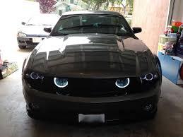 2006 Mustang Fog Lights Raxiom Smoked Halo Fog Lights 05 12 Gt Google Search