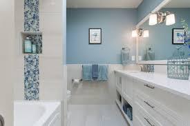 Impressive Light Blue Bathroom Designs N On Beautiful Design