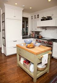 perfect kitchen island for small spaces
