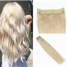 Remy Halo Uv Light Ugeat 24inch Halo Remy Hair Extensions 80gram Natural Straight Real Human Hair With Invisiable Wire