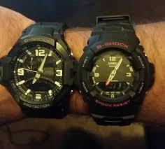 men s casio g shock antimagnetic alarm chronograph watch g 100 bought this watch for work as i already own a g shock g 1000 which i use for everyday use so i know how good g shocks are for durability so decided on a