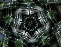 Seeing Kaleidoscope Patterns