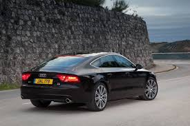audi a7 blacked out. audi a7 sportback 2011 2014 used car review blacked out