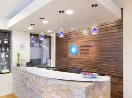 Fisher Family Chiropractic Chiropractic Office Design Interesting Office Front Desk Design