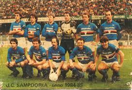 1984/85 Sampdoria, la prima squadra vincente della nostra storia! | Squadra  di calcio, Calciatori, Calcio