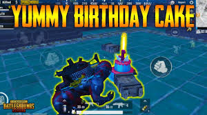 Pubg Mobile Birthday Cake Where To Find Birthday Cake How To