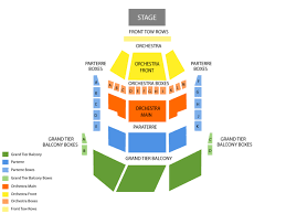Gallo Theater Seating Chart Gallo Center For The Arts Seating Chart Cheap Tickets Asap