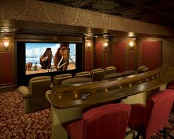 Small Picture Custom Home Movie Theater Design Photos Gallery Cinema Ideas