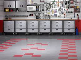 Garage Flooring Tiles Systems and Designs Customize Your Garage