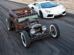 rat rod and lambo 24 hour adventure roadkill