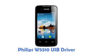 Download Philips W5510 USB Driver