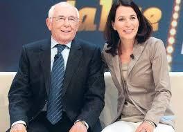 Hanns joachim friedrichs preis 2007 Ein Halbes Jahrhundert Tv Fussball Anne Will Feiert Mit Ernst Huberty Medien Gesellschaft Tagesspiegel