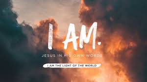 I Am The Light January 13 I Am The Light Of The World Divine Savior