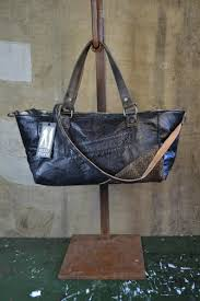 Designer Bags Made In Italy Recycle Leather Handbag Leather Shoulder Bag Leather