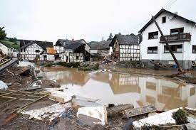 devastating' German floods