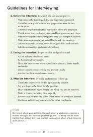 Write For The Job Pdf