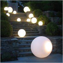 outdoor lighting balls. Lighting Ball - Waterproof And Fun Even In My Tiny Yard. Have To Look For  Some Place Other Than The Far East Purchase Them. Outdoor Lighting Balls U