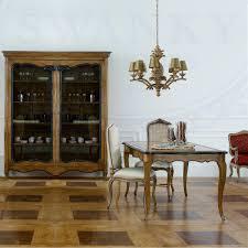 am clic furniture rattan dining chair louis xv