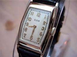 elgin watch company history