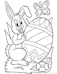 Easter Coloring Pages Free Printable Free Easter Coloring Pictures