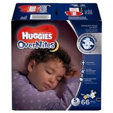 Huggies Overnites Diapers Size 5 66ct Products