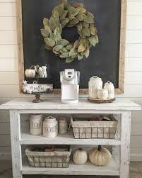 Kitchen Coffee Station Rustic Coffee Station Nelly Friedel Home Pinterest Coffee