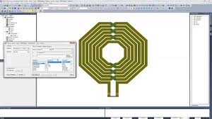 Inductor Design Tutorial Ansys Electromagnetics Spiral Inductor Part 3 Post Processing