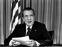 Nixon office Year President Nixon Sits In His White House Office Aug 16 1973 As Wbur Beyond Watergate Richard Nixons Legacy Offers Lessons In The Trump
