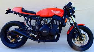 1997 triumph sprint sport 900 cafe racer sold car and classic