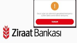 Ziraat Bankası'nda yine sistem arızası