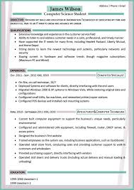 See The Best Resume Format For Freshers Simple Resume Format Job