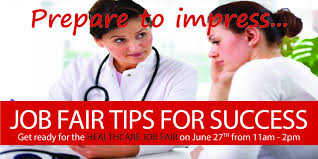 job fair tips for success healthcare sonoma county job link job fair tips for success healthcare
