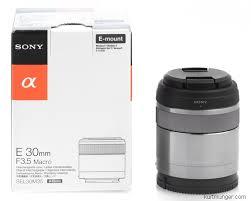 Sony Nex Comparison Chart Sony Nex 30mm F 3 5 Macro Review Photo Jottings