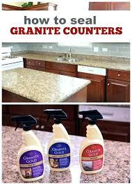 why do you seal granite countertops how often to seal granite great of how to seal why do you seal granite countertops