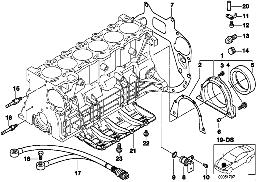 realoem com online bmw parts catalog engine block mounting parts