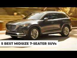 5 best midsize 7 seater suv 2020