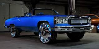Big Rims Custom Wheels Only Cars With Big Wheels Allowed