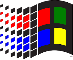 Image - Microsoft Windows logo (Pre-XP).svg.png | Logopedia | FANDOM ...