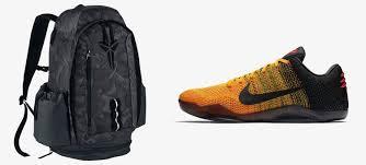 nike kobe 11 backpacks sneakerfits