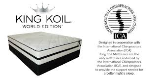 King Koil Series San Diego Mattress Man