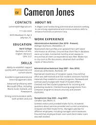 How To Make Resume Stand Out Sumptuous Design Inspiration Sample College Resumes Intended For 100